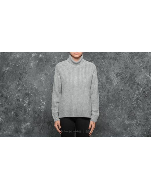 Carhartt WIP - Gray W Keego Sweater Grey Heather for Men - Lyst