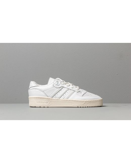 adidas Originals Adidas Rivalry Low Ftw White Ftw White