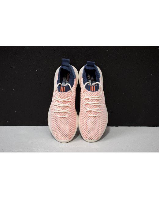 adidas Adidas Tubular Shadow Primeknit Cream White/ Off White/ Noble Indigo C3lvVxp48