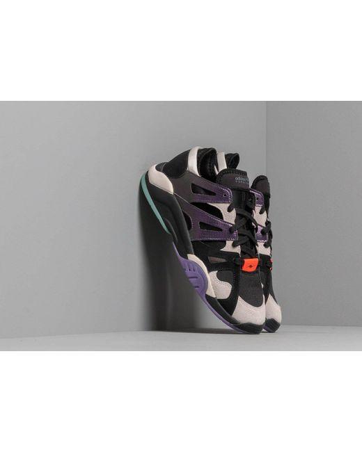 8ea9325f3 Adidas Originals - Adidas Dimension Lo Core Black  Raw White  Actpur for Men  ...