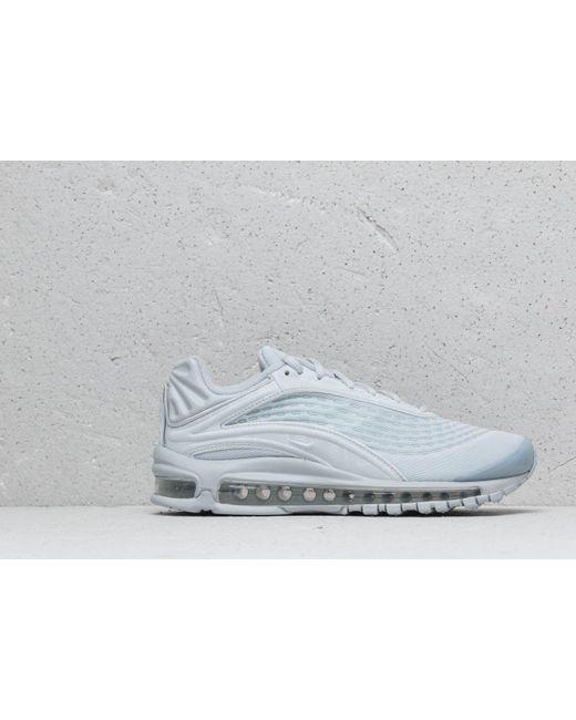 6778f697a0 ... Nike - Multicolor Air Max Deluxe Se W Pure Platinum/ Pure Platinum -  Lyst ...