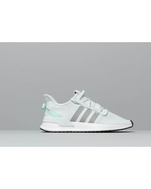 more photos 01a54 4e7d4 ... Adidas Originals - Gray Adidas U Path Run Blue Tint  Grey Three  Core  Black ...