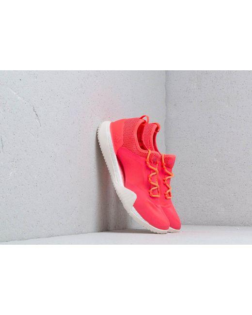 12d7303cf Adidas - Adidas X Stella Mccartney Pureboost X Tr 3.0 Turbo  Core Red  Core  ...