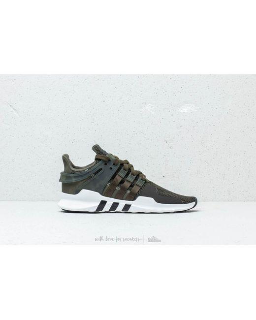 online store 5ca33 4f9d5 ... Adidas Originals - Adidas Eqt Support Adv Night Cargo  Footwear White   Core Black for ...