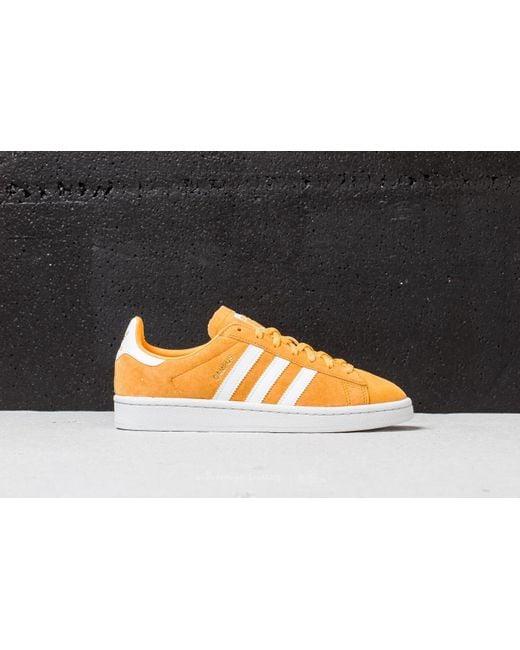 adidas Adidas Campus W Chalk Orange/ Ftw White/ Crystal White qSmgcFTP