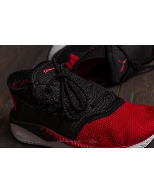 6349a6e098b mens puma tsugi shinsei nido casual shoes in toreador puma black ...