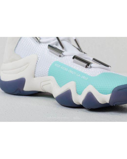 quality design 5ebda 99a80 ... Adidas Originals - X Nice Kicks Crazy 8 Adv Ftw White Off White  Energy ...
