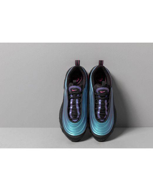 cheaper f0843 e777b ... Nike - W Air Max 97 Rf Black  Laser Fuchsia-thunder Grey - Lyst ...
