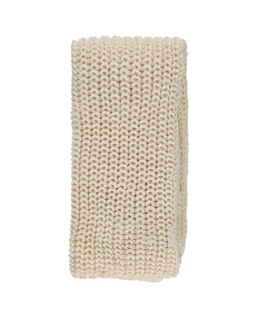 Forever 21 | Natural Chunky Ribbed Oblong Scarf | Lyst