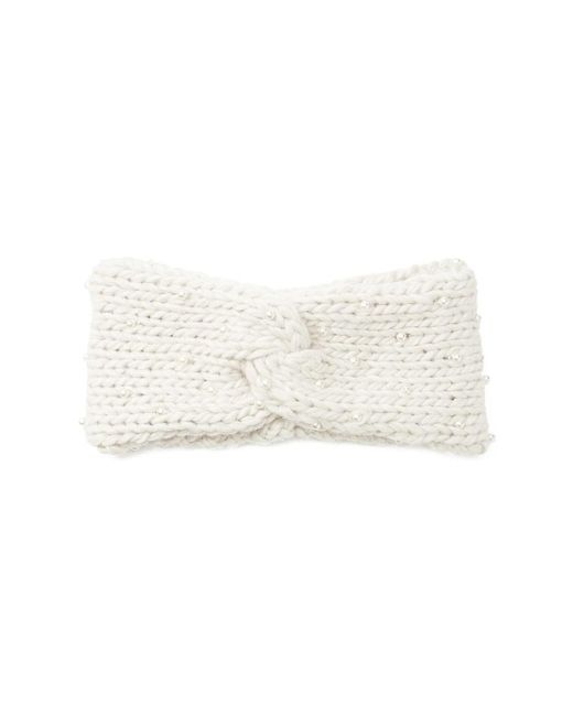Forever 21 | Natural Faux Pearl Headwrap | Lyst