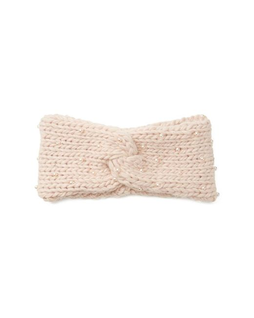 Forever 21 | Pink Faux Pearl Headwrap | Lyst