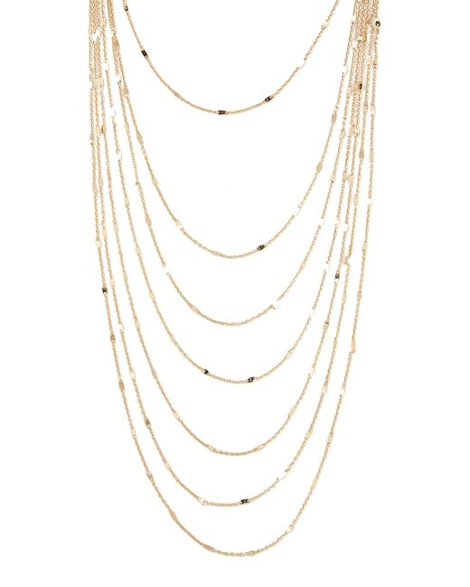 Forever 21 | Metallic Layered Chain Necklace | Lyst
