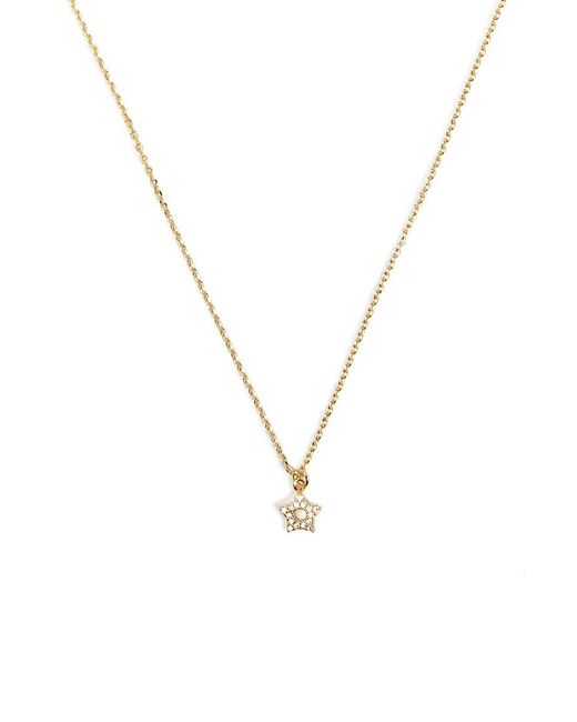 Forever 21 - Metallic Cz Star Charm Necklace - Lyst