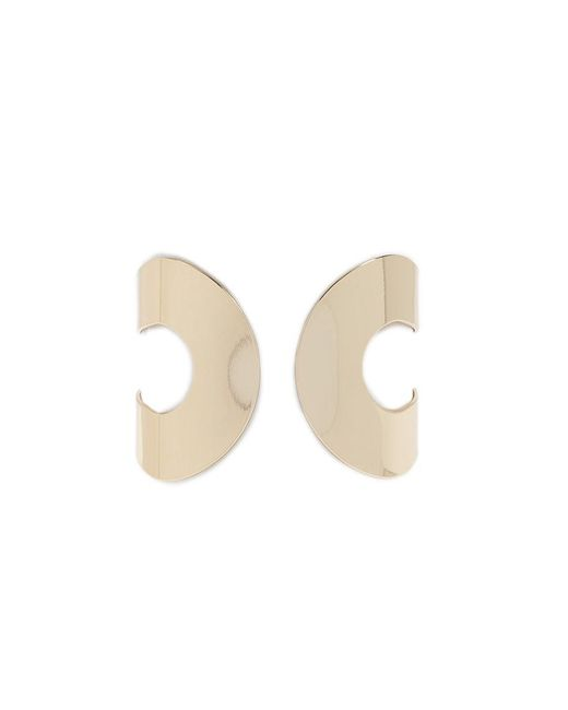 Forever 21 - Metallic Cutout Cuff Bracelet - Lyst