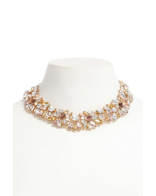 Forever 21 | Metallic Statement Collar Necklace | Lyst