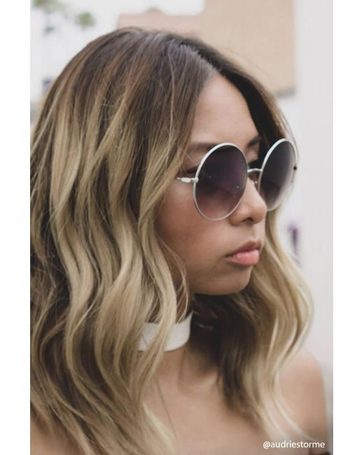 Forever 21 | Multicolor Oversized Round Sunglasses | Lyst