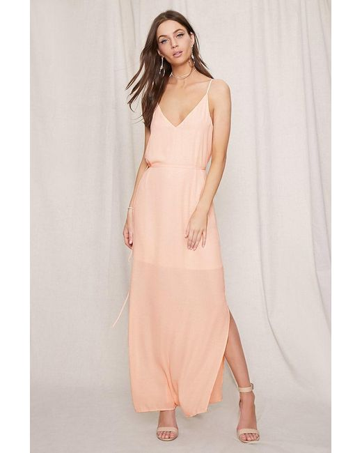 Forever 21 - Pink Pretty By Rory Strappy Dress - Lyst