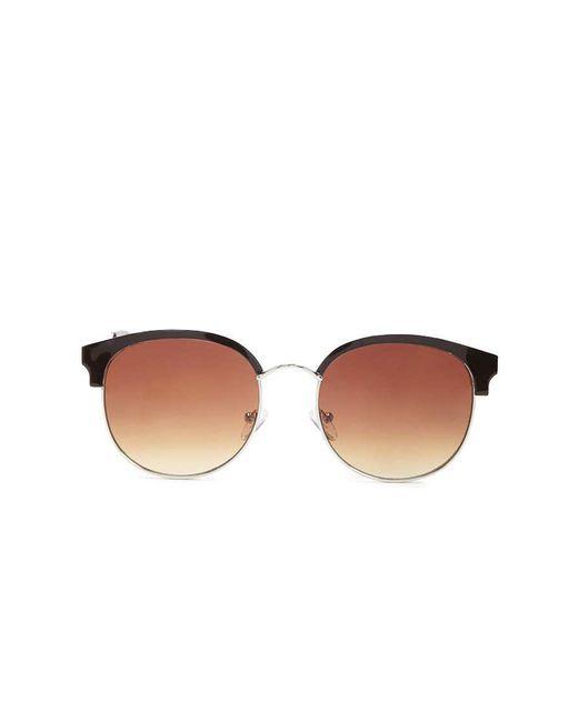 489f6a31af Gafas de sol premium Forever 21 de color Marrón - 56 % de descuento ...
