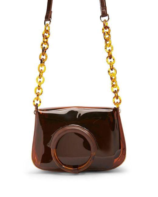 Forever 21 - Brown O-ring Shoulder Bag - Lyst