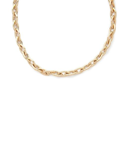 Forever 21 - Metallic Chain-link Necklace - Lyst