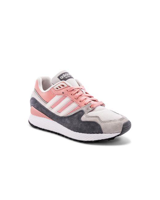 quality design 86767 dd46c ... Adidas Originals - Pink Oregon Ultra Tech - Lyst ...