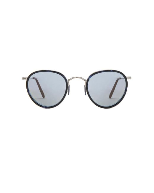 Oliver Peoples - Metallic Mp-2 - Lyst