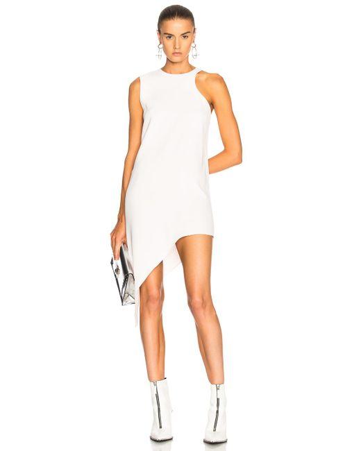 IRO | White Away Dress | Lyst