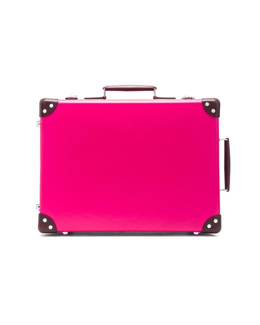 """Globe-Trotter - Pink 18"""" Candy Trolley Case - Lyst"""