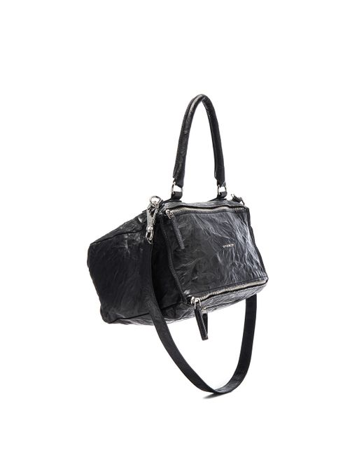 Givenchy | Black Medium Old Pepe Pandora | Lyst