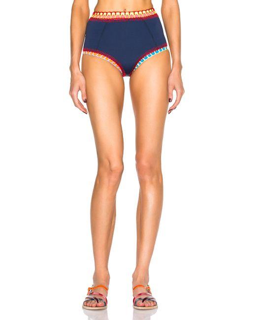 Kiini Tasmin High Waist Bikini Bottom