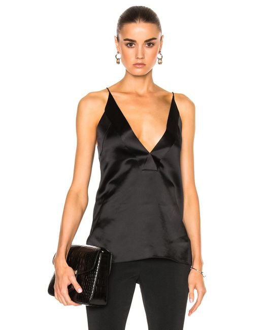 Dion Lee | Black For Fwrd Contour Cami Top | Lyst