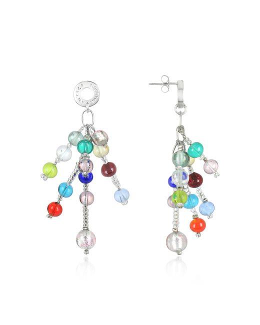 Antica Murrina | Multicolor Prestige - Murano Glass Pearl Drop Earrings | Lyst