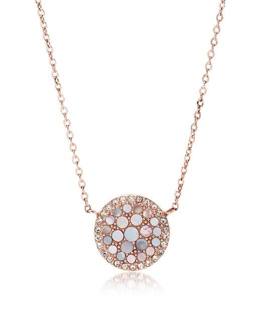 Fossil - Multicolor Jf01740791 Vintage Glitz Women's Necklace - Lyst