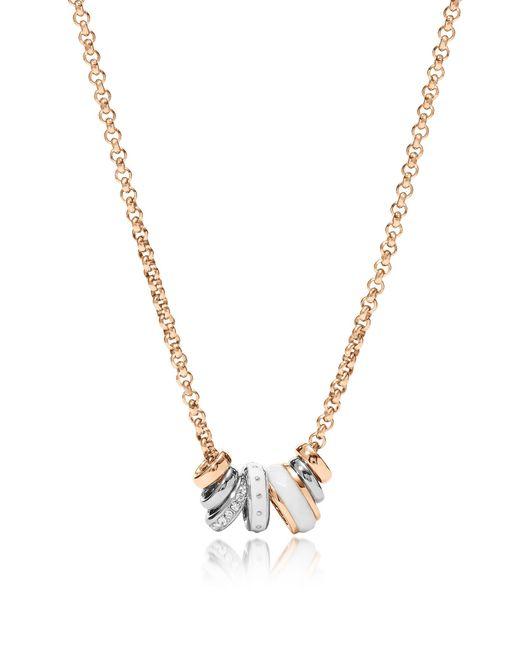 Fossil Women's Necklace JF01122998 yTAmA