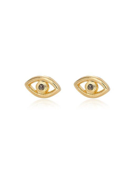 Bjorg - Metallic The Third Eye Earstuds - Lyst