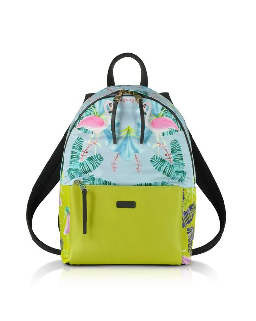 Furla - Blue Fiordaliso And Ranuncolo Giudecca Small Backpack - Lyst
