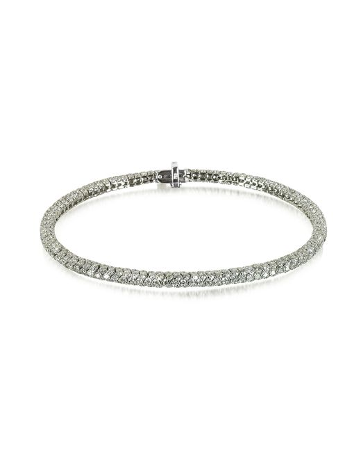 Christian Koban | Metallic Clou White Diamond Bracelet | Lyst