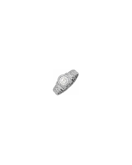 Raymond Weil - Metallic Parsifal - Ladies' Diamond Frame Mother Of Pearl Date Watch - Lyst