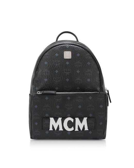 MCM - Black Trilogie Stark Small/medium Backpack - Lyst