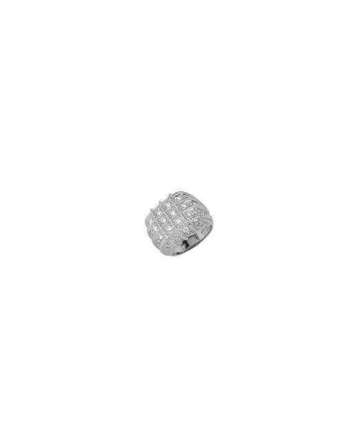 Torrini | Metallic Wallstreet - 18k White Gold Diamond Ring | Lyst