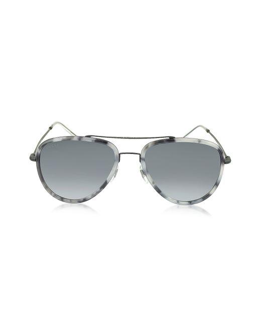 d4e60ef426 Gucci Mens Gg 1951 s Aviator Sunglasses
