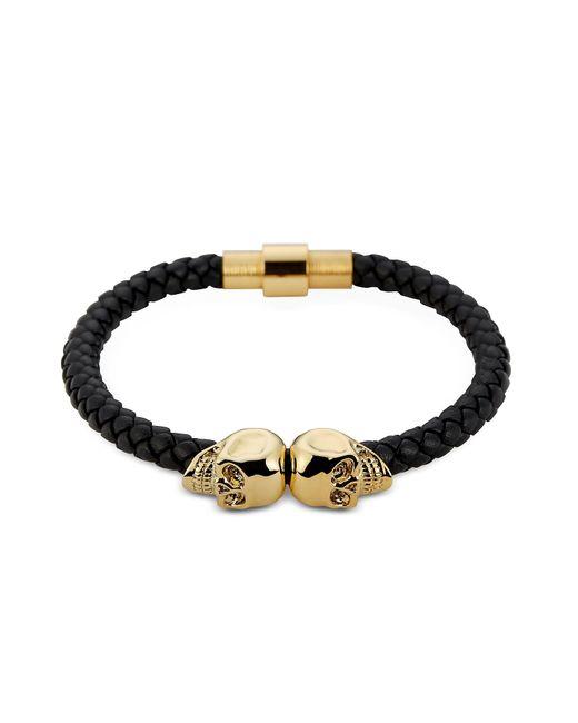 Northskull | Black Skull Bracelet for Men | Lyst