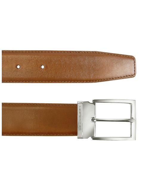 Moreschi | Brown York - Tan Calf Leather Belt for Men | Lyst