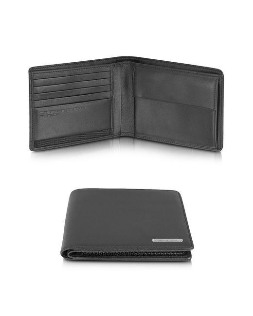 Porsche Design | Cl 2.0 - Black Leather Billfold | Lyst