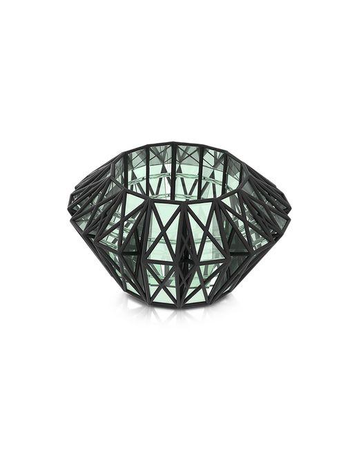 Vojd Studios | Green Translucent Glass Cage Cuff | Lyst