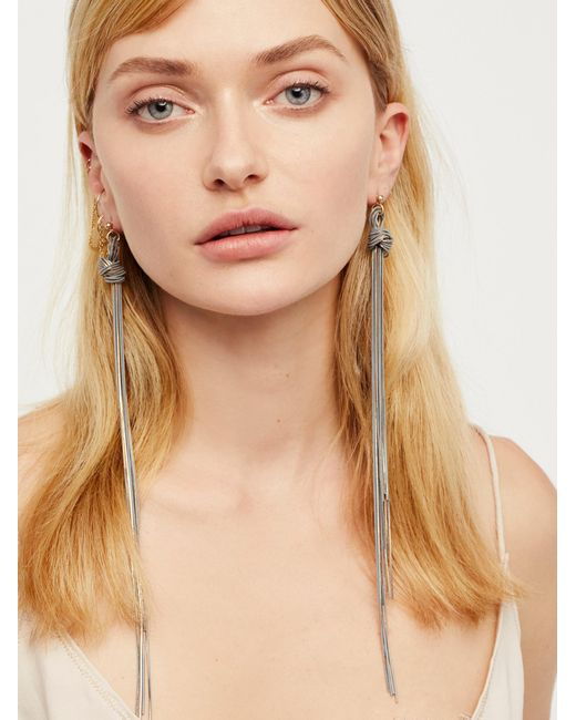 Free People | Multicolor Finest Hour Snakechain Dusters | Lyst