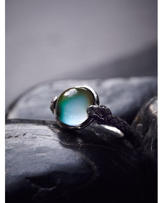 Free People | Moody Blues Mood Ring | Lyst