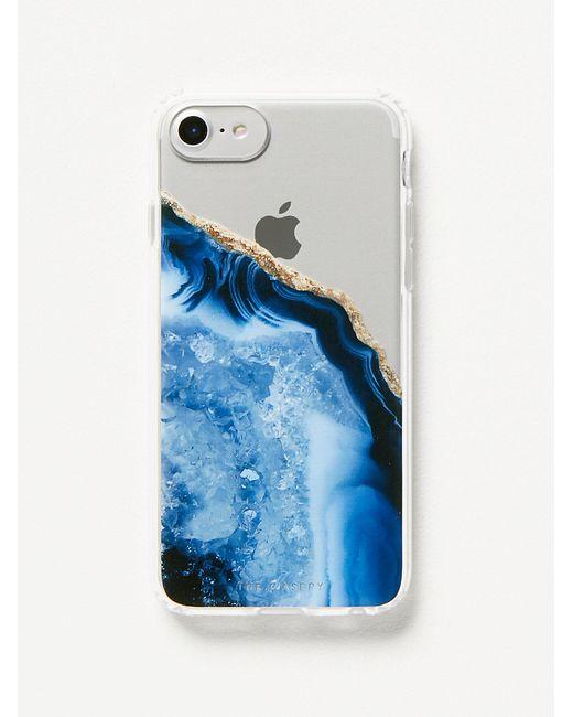 Free People - Blue Lunar Crystal Iphone Case - Lyst