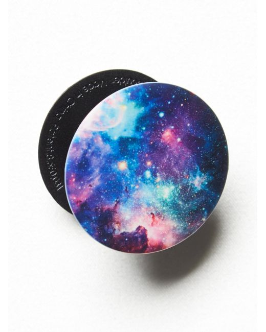 Free People - Blue Pop Socket Phone Mount - Lyst