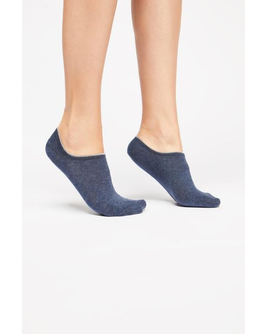 Free People - Blue Later Gator Trainer Ped By Pretty Persuasions - Lyst